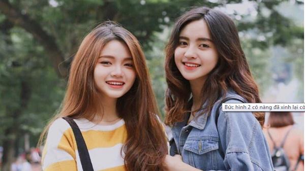 """Hot girl Yên Bái """"đọ sắc"""" cùng hot girl Vũng Tàu khiến cộng đồng mạng """"nổi sóng"""""""