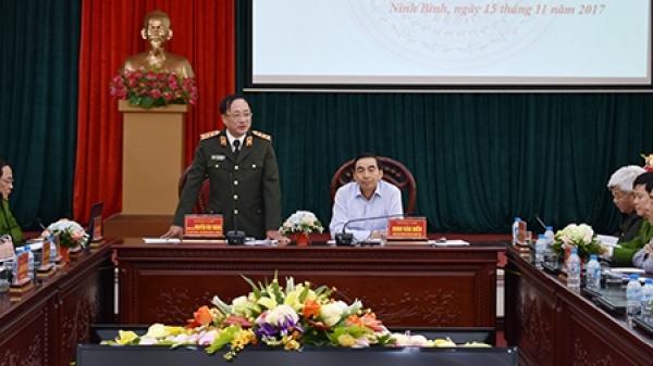 Ninh Bình: Tăng cường công tác tuyên truyền phòng, chống ma túy