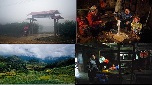 Về vùng Cao Sơn để thấy thế nào là sắc màu cuộc sống