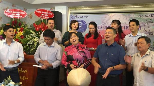 Ra mắt hò khoan quê hương Đại tướng Võ Nguyên Giáp tại TP.HCM