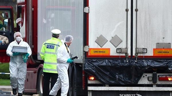 Nguyên nhân khiến 39 người ch ế t tức tưởi trong công-ten-nơ ở Anh