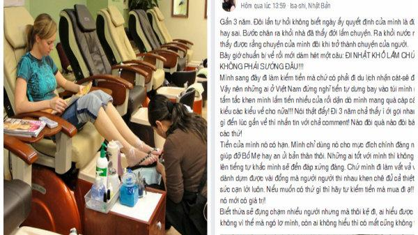 Tâm sự gây xôn xao của một Việt Kiều : Đi 3 năm chẳng hỏi han gì, đến ngày về thì nhắn tin comment đòi quà