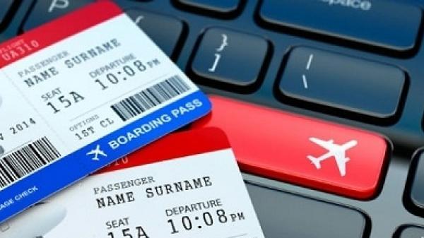 Giả bán vé máy bay giá rẻ để chiếm đoạt hàng trăm triệu đồng