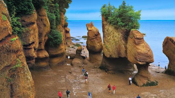Top 10 bãi biển đẹp nhất khi du lịch Canada vào mùa hè