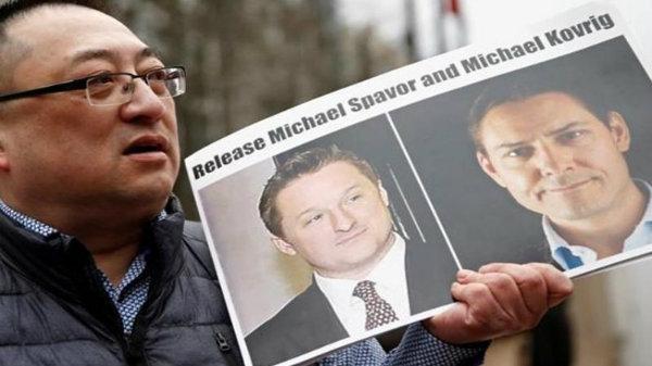 Trung Quốc chính thức b ắt giữ 2 công dân Canada