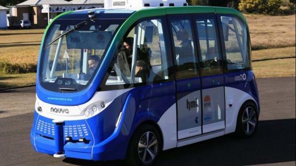 NSW: Sắp có xe bus không người lái trên đường phố Sydney?