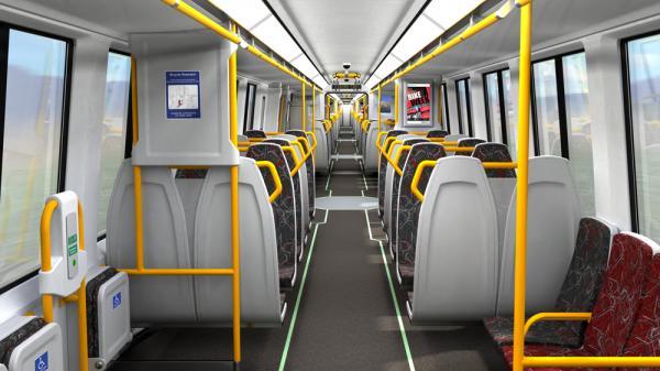 Dễ dàng tìm ghế trống trên Sydney Train với bảng chỉ dẫn mới toanh từ 19/05