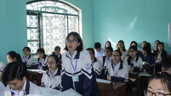 Khai mạc Hội thi giáo viên dạy giỏi THPT tỉnh Hà Nam năm học 2019- 2020