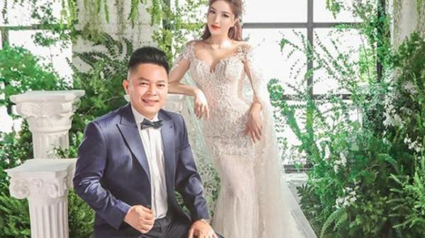 Chính thức hé lộ ảnh cưới của Bảo Thy, lần đầu khoe chân dung vị hôn phu trước ngày lên xe hoa