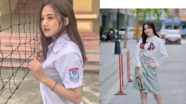 Đã tìm ra info 'thiên thần đồng phục' ở Hà Nam: Hình ảnh thường ngày khiến bạn bất ngờ