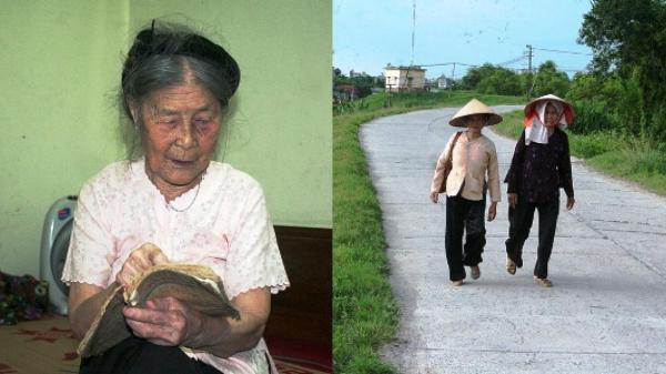 """Hà Nam: Đi tìm bí quyết sống lâu ở """"xã trường thọ"""" với gần 600 cụ già trên 80 tuổi"""