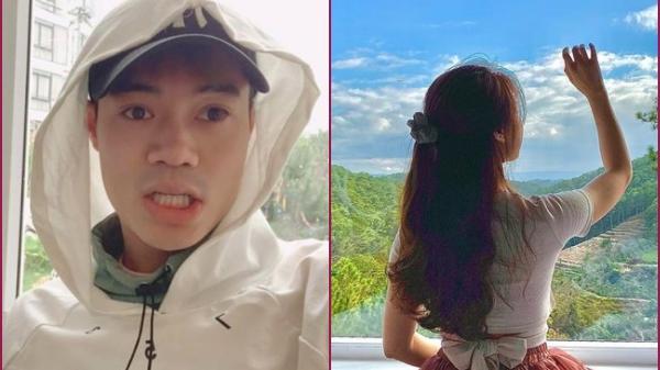 Văn Toàn 'hâm nóng' tình yêu cùng bạn gái quê Hà Nam ở 1 nơi xa