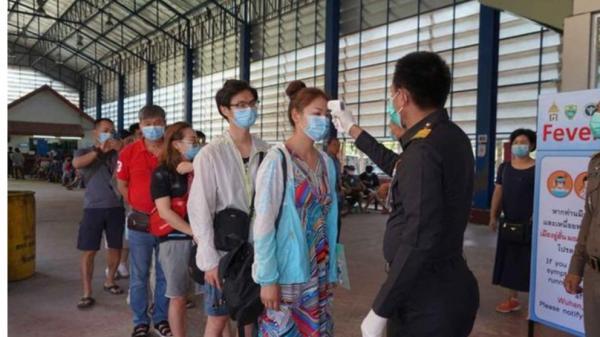 Campuchia xác nhận ca nh.iễm virus corona đầu tiên là người Trung Quốc