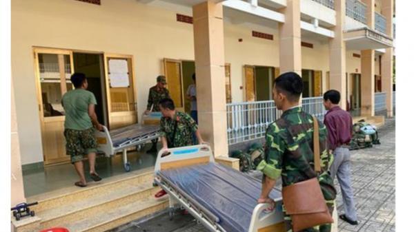 Bệnh viện d.ã ch.iến phòng dịch corona đầu tiên của TP.HCM hoạt động từ ngày 10/2