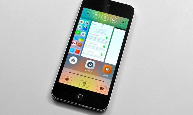 Jailbreak có thể giúp iPhone cài thêm chợ ứng dụng bên thứ 3 như Cydia