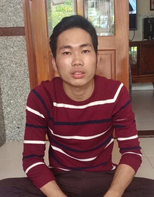Anh Trần Văn Trọng là người suốt 23 năm không ăn cơm