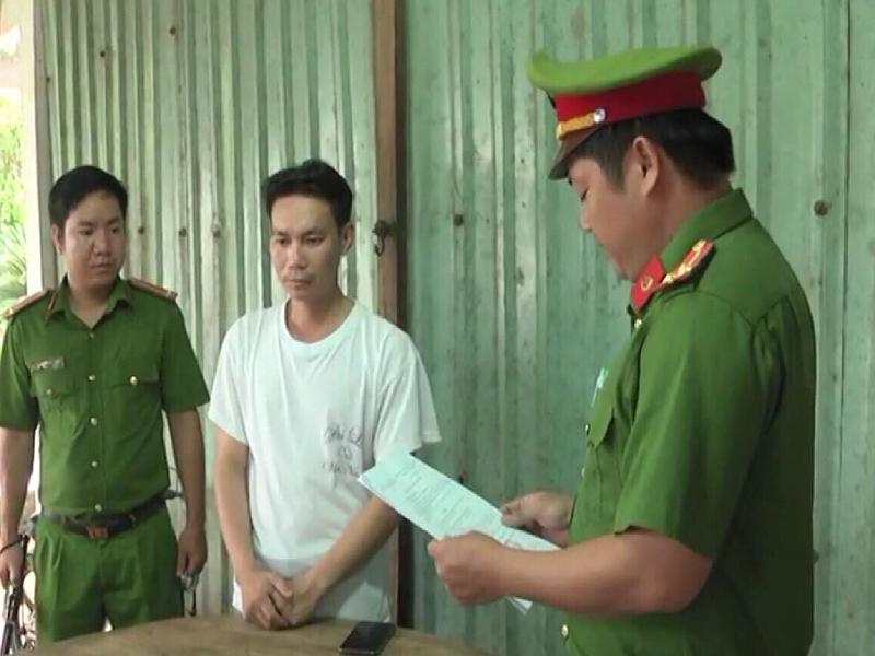 Huỳnh Văn Út - Ảnh: Công an cung cấp.