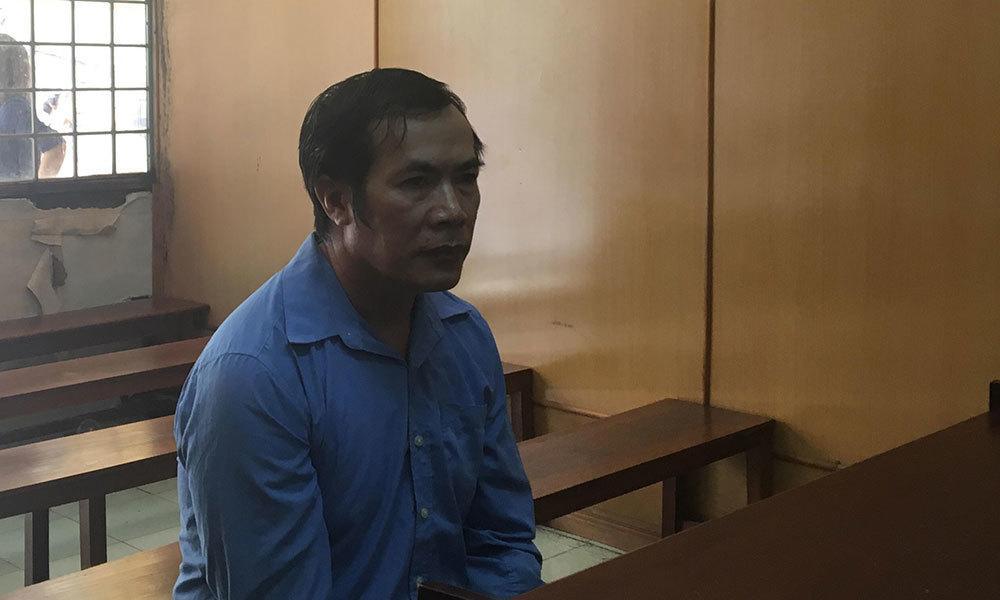 Bị cáo Lê Quang Danh