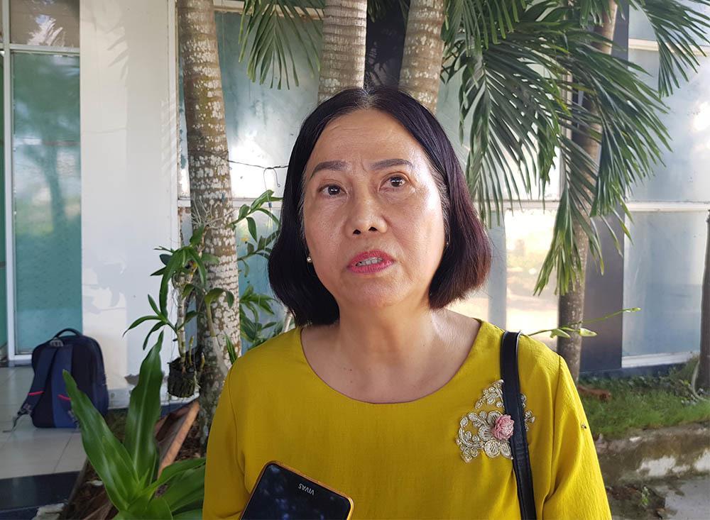 Bà Nguyễn Thị Thà