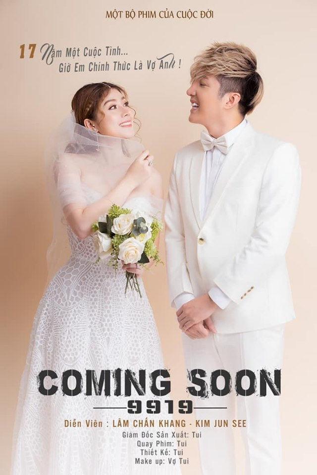 Lâm Chấn Khang và Kim Jun See đã trải qua 17 năm bên nhau và sắp tới sẽ tổ chức hôn lễ chính thức. (Ảnh: FB)