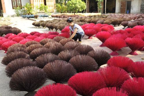 Bắc Giang có rất nhiều làng nghề
