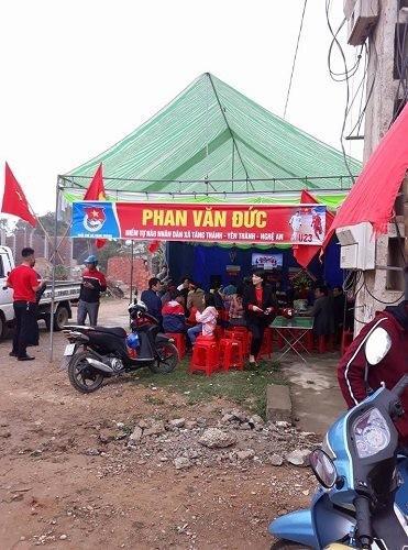 Gia đình Phan Văn Đức thuộc diện nghèo.