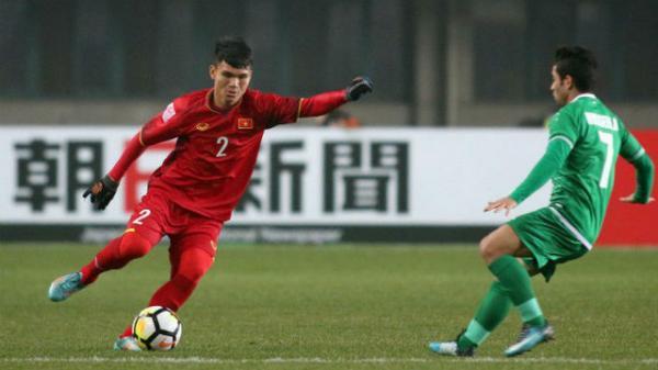 Phạm Xuân Mạnh có lối chơi rất kĩ thuật trên sân cỏ.