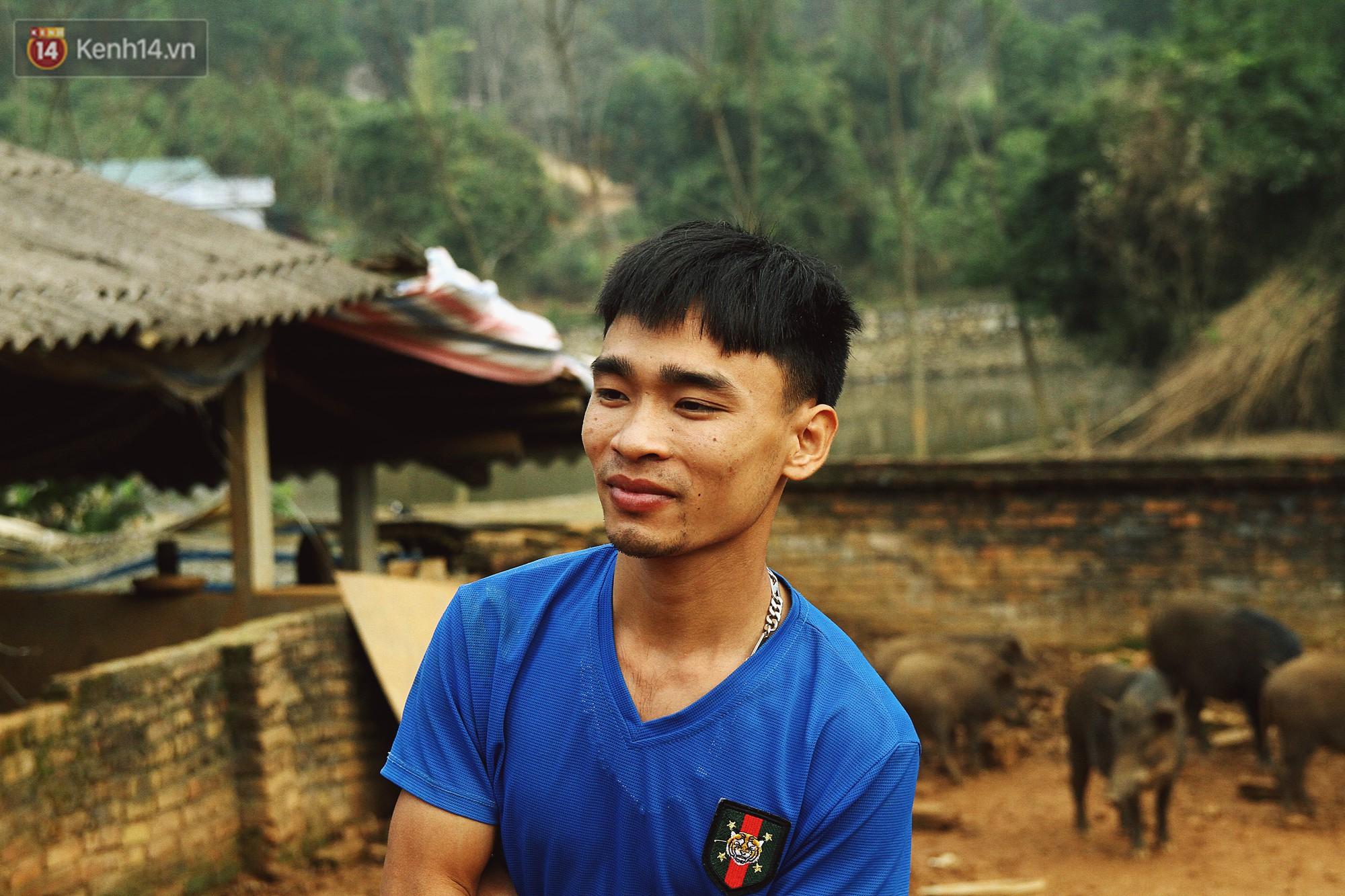 Nguyễn Văn Tùng - chàng sinh viên bỏ trường về nhà làm giàu.