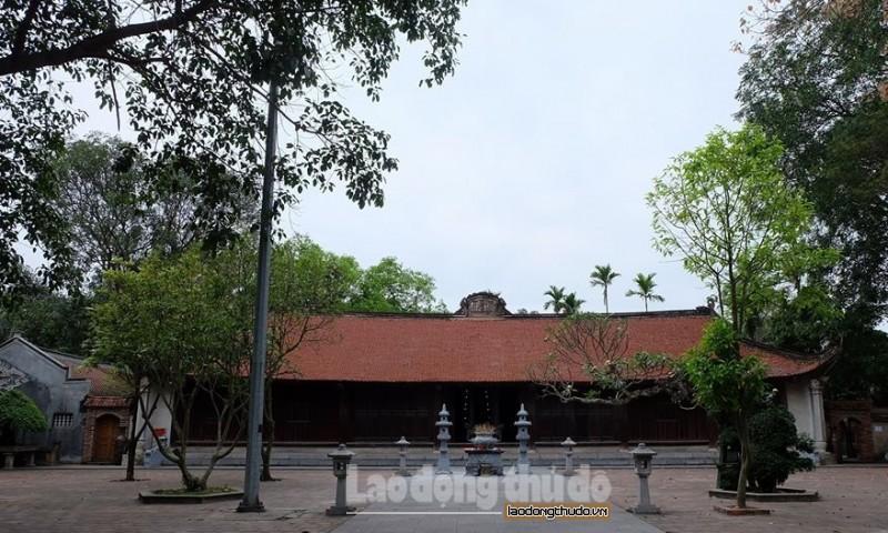 Chùa Vĩnh Nghiêm được Nhà nước xếp hạng là Di tích lịch sử - văn hóa cấp Quốc gia