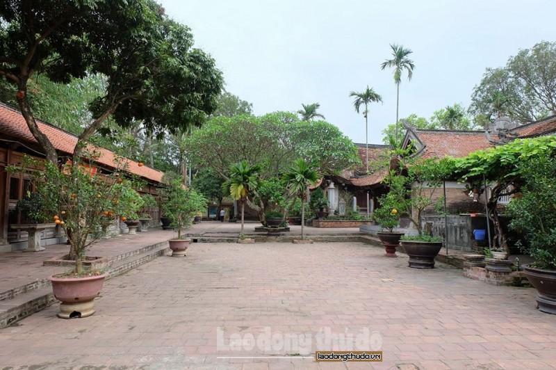 Trải qua nhiều lần trùng tu tôn tạo, đến nay đa số nét kiến trúc còn lại của chùa là những tác phẩm nghệ thuật của thời Lê - Nguyễn.
