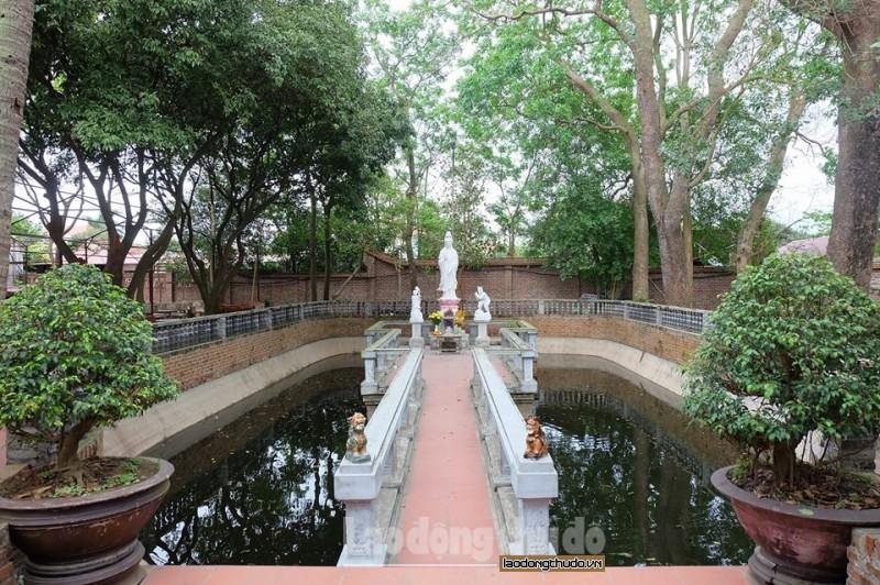 Cảnh quan chùa Vĩnh Nghiêm