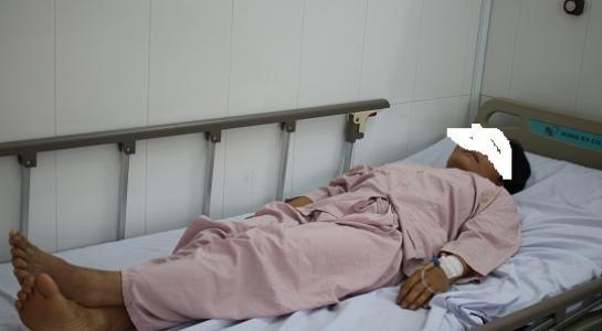 Sau khi cấy máy tạo nhịp tim vĩnh viễn 2 buồng thành công, sức khỏe bệnh nhân L.T.T ( 51 tuổi) đã ổn định, không còn ngất và ngưng tim