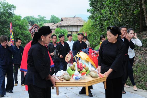 Văn hóa dân tộc Nùng