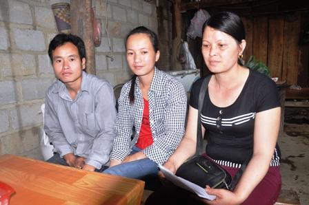 Sau thời gian điều trị, hiện nay 13 người ở thôn Pò Duốc, xã Vũ Loan (Na Rì) nghi bị ngộ độc nguồn nước sinh hoạt đã được xuất viện.