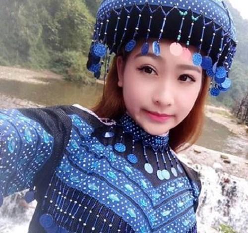 Bùi Thị Yến sinh năm 1996, người dân tộc Mường ở Bá Thước, Thanh Hóa cũng từng là tâm điểm chú ý khi cô đăng tải những hình ảnh cực xinh đẹp, gu thời trang sành điệu lên trang cá nhân.