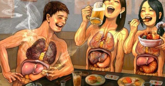 Hãy thường xuyên giải độc để có một cơ thể khỏe mạnh