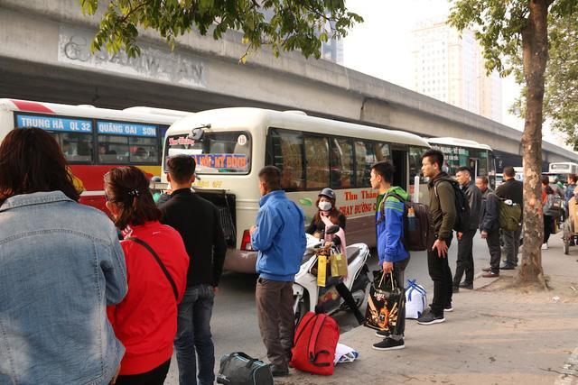Sở GTVT Hà Nội vừa kiến nghị Bộ GTVT điều chỉnh hành trình hoạt động đối với các tuyến vận tải hành khách đi qua trung tâm TP. Hà Nội nhằm giúp giảm ùn tắc cho trục đường VĐ3