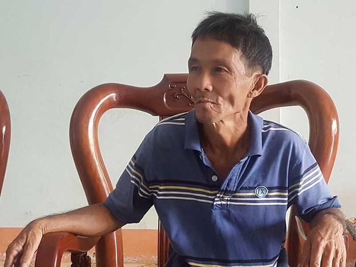 Ông Phạm Văn Đồng: