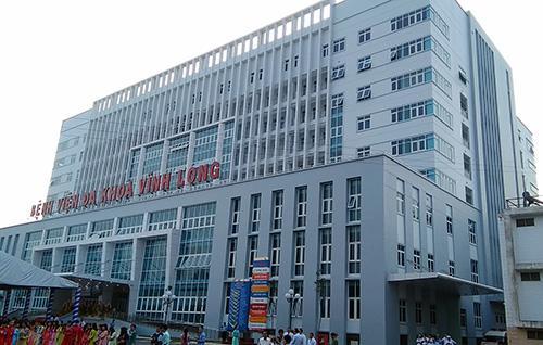 Bệnh viện Đa khoa Vĩnh Long quy mô 800 giường, đang thiếu hụt 30 bác sĩ. Ảnh: An Phú