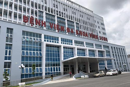 Bệnh viện đa khoa Vĩnh Long được xây dựng mới, hiện đại nhưng đang thiếu hụt hàng chục bác sĩ. Ảnh: Cửu Long