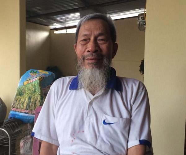 Cụ Nguyễn Đặng Pháo kể về ký ức hơn 40 năm gắn bó cùng rắn độc.