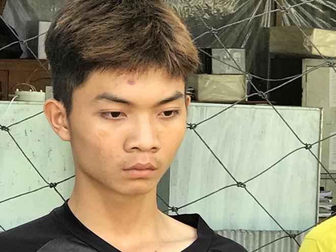 Khánh cầm đầu nhóm 2, sử dụng dung khí tấn công khiến 3 người nhóm 1 tử vong.