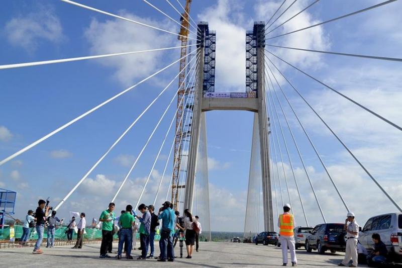 Cầu Cao Lãnh chính thức khánh thành, đưa vào khai thác sử dụng từ 27/5