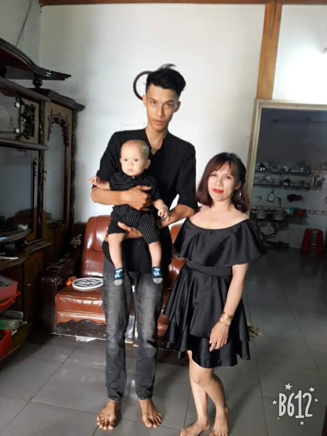 Gia đình nhỏ của Hiền bỗng dưng trở nên nổi tiếng về câu chuyện