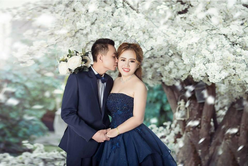Cặp đôi đã quyết định làm đám cưới sau 4 tháng yêu xa. Ảnh: Nhân vật cung cấp.