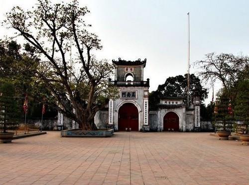 Bộ VHTTDL thống nhất với đề nghị tu sửa cấp thiết một số hạng mục ở Khu di tích Đền Trần của UBND tỉnh Nam Định