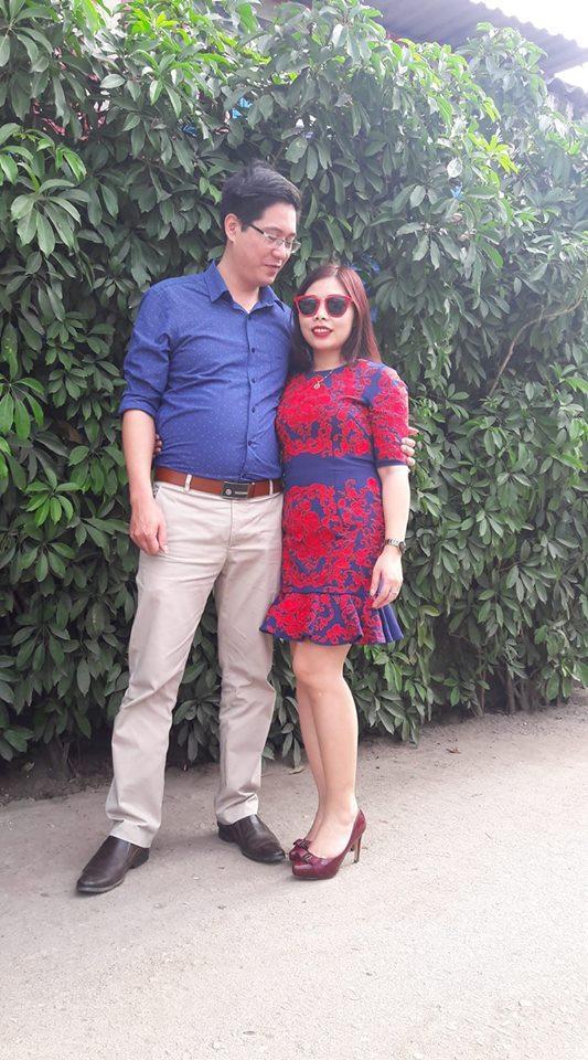 Hình ảnh hiện tại của 2 vợ chồng chủ nhân bài viết.