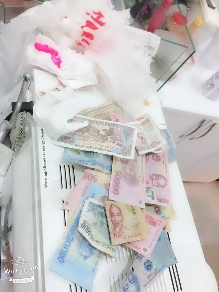 Sô tiền nhanh chóng được thu hồi