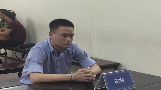 Bị cáo Phạm Giang Nam tại phiên tòa xét xử phúc thẩm