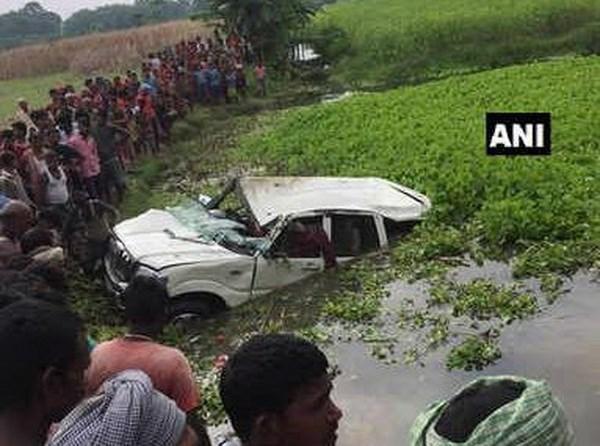 Hiện trường vụ tai nạn. (Nguồn: timesofindia.indiatimes.com)